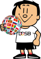 Trimmy goes international © DOSB