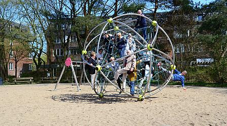 Stadtfinder/Forum Spielräume e. V.  Hamburg