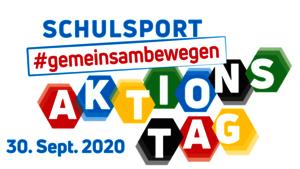 Logo zum Aktionstag am 30. September Copyright: Deutsche Schulsportstiftung