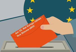 Das Bündnis für Gemeinnützigkeit ruft zur Europawal auf. Copyright: BfG