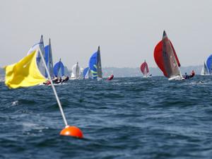 Die Wassersportspitzenverbände fürchten um die Wasserstraßen als Heimat tausender Vereine. Foto: picture-alliance
