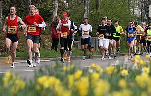 Der Frühling kommt und mit ihm die Laufsaison. Foto: picture-alliance