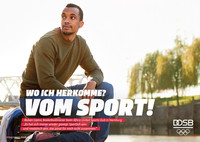 Ruben Castro, Trainer beim Africa United Sport Club Hamburg; Copyright: DOSB