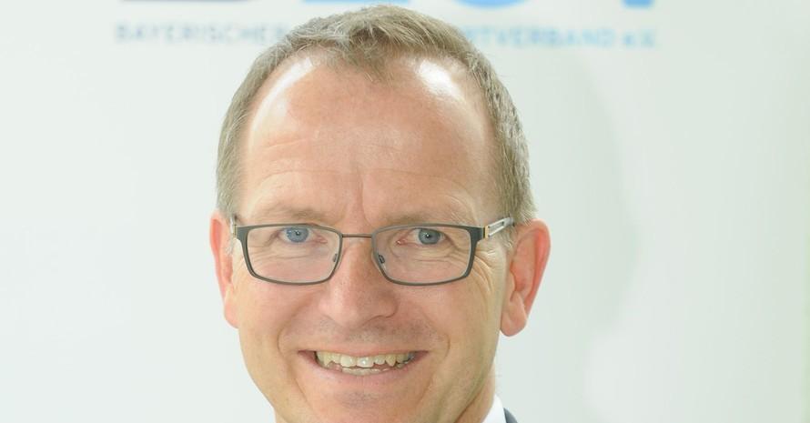 Der Präsident des BLSV, Jörg Ammon, wurde nun zum Vorsitzenden der Landesssportbünde gewählt. Foto: BLSV