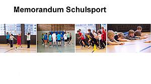 """Das """"Memorandum Schulsport"""" legt konsensfähige Positionen und Strategien zum Schulsport vor. Copyright: DOSB"""