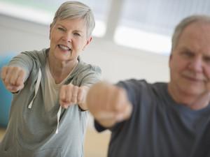 Bei AUF Leben sollen u.a. Sportarten so weiterentwickelt werden, dass sie auch im Alter gut betrieben werden können. Foto: picture-alliance