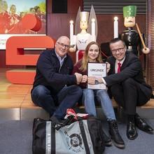 Eliteschülerin des Jahres Chemnitz 2018