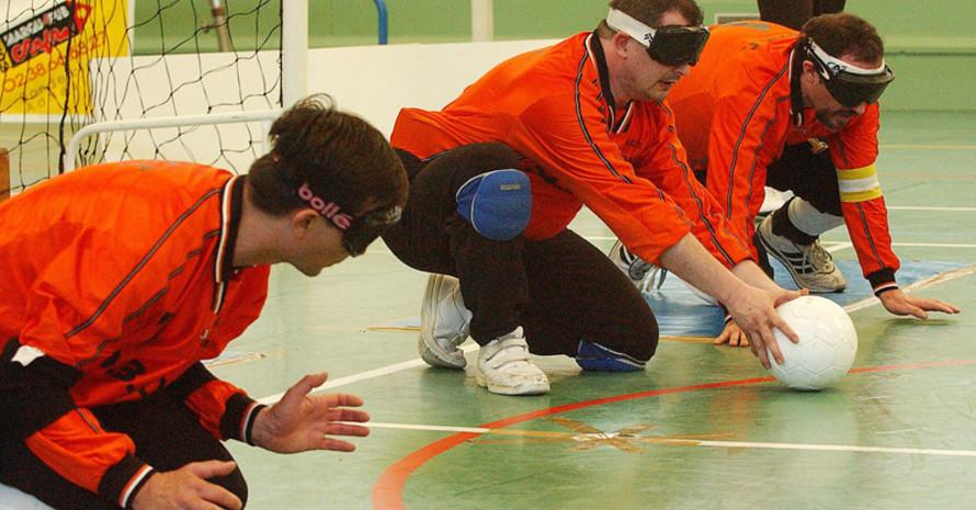 Seit 20 Jahren besteht die Infostelle für den Sport behinderter Menschen. Copyright: picture-alliance