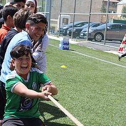 An einem Strang ziehen in Jordanien © GIZ Jordanien