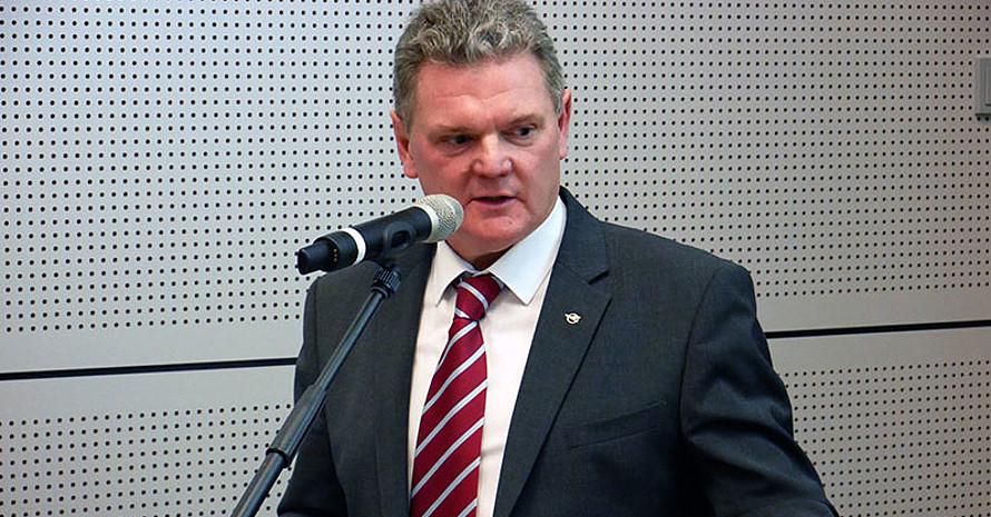 Der neue DAeC-Präsident Stefan Klett Foto: DAeC/Christian Mannsbart