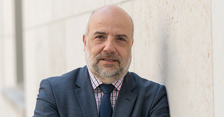 Staatssekretär im BMI, Dr. Markus Kerber