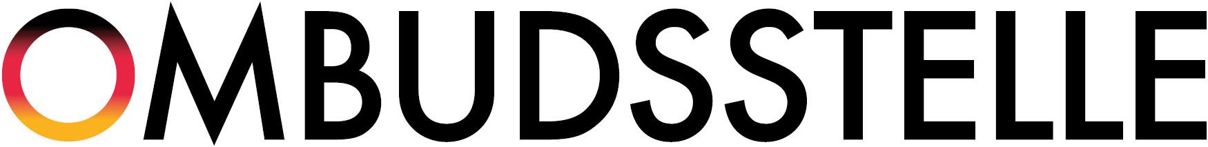 Schriftzug Ombudsstelle 420px rgb 300dpi