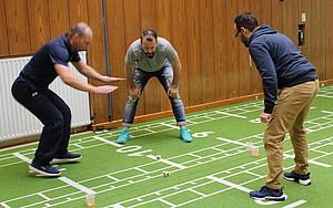 Seminar Eishockeyverband. Foto: IDS