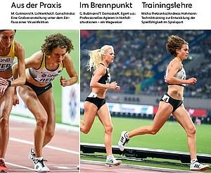 Auszug vom aktuellen Titelbild der Zeitschrift Leistungssport; Foto: Phillipka-Verlag