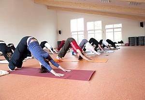 Die guten Vorsätze fürs neue Jahr beinhalten häufig auch mehr Sport und Bewegung. Foto: LSB NRW