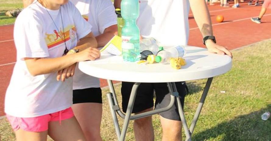 Die Sportabzeichen-Prüfer in Vechta sind auf alles bestens vorbereitet (Foto: Uni Vechta/Edgar Telsemeyer)
