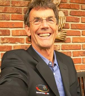 Erfahrener Auslandsexperte des DOSB für Leichtathletik-Projekte: Björn Wangemann, Foto: privat