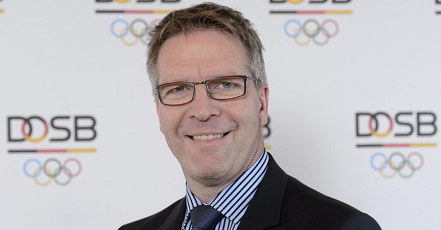 Dirk Schimmelpfennig wird die DOSB-Mannschaften in Baku und Lillehammer anführen. Foto: DOSB/Torsten Silz