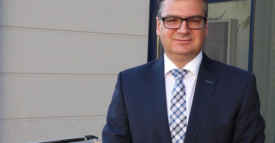 Adrian Zöhler ist Präsident des Landessportverbandes für das Saarland. Foto: picture-alliance