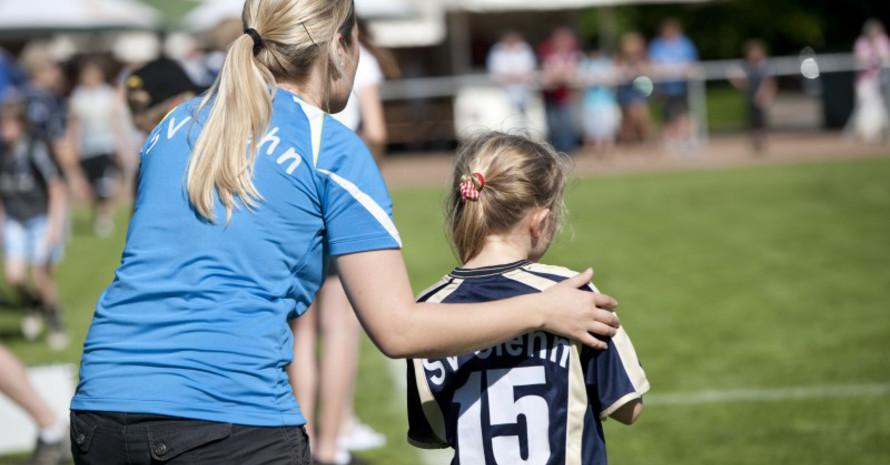 Im Verein spielen soziale Kontakte eine wichtige Rolle. Foto: LSB NRW