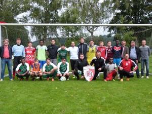IDS-Stützpunktverein FC Kronach. Foto: FC Kronach