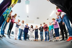 Die Seminare finden online statt / Foto: LSB NRW / Andrea Bowinkelmann