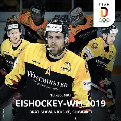 Eishockey-WM in Slowakei