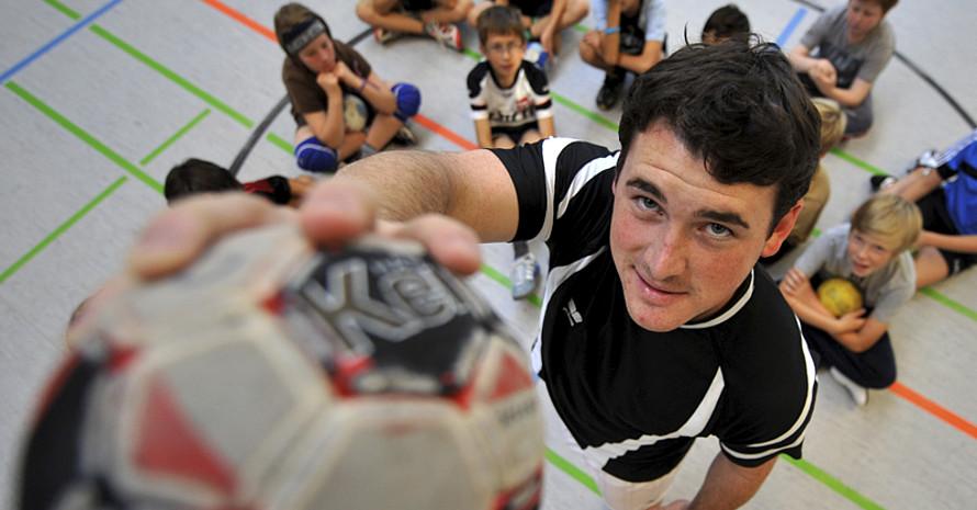 8,8 Millionen Bürgerinnen und Bürger engagieren sich im Sport. Foto: picture-alliance