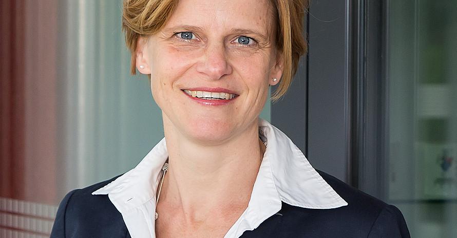 HSB-Projektleiterin Ulrike Zeitler
