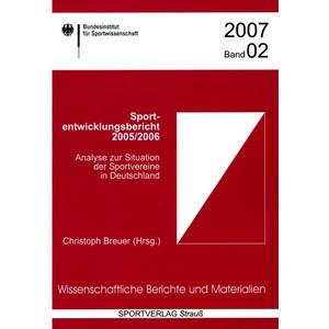 Der Sportentwicklunsbericht 2005/2006 ist als Download und Zusammenfassung erhältlich.
