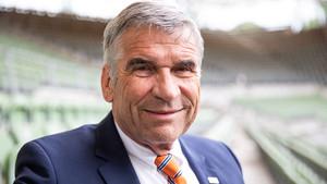DTB-Präsident Ulrich Klaus Foto: picture-alliance