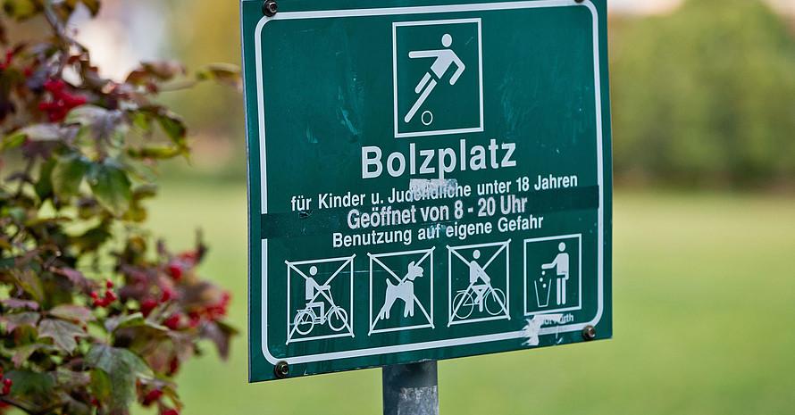 Der Bolzplatz ist in Nordrhein-Westfalen überall präsent. Foto: picture-alliance