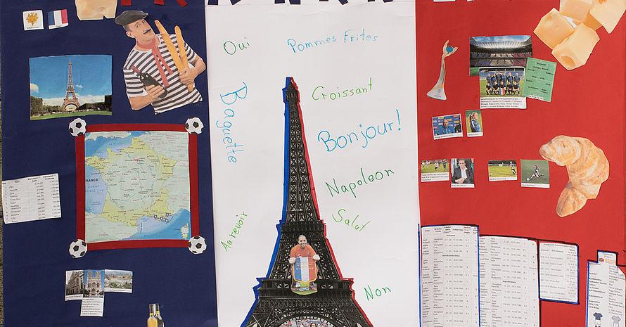 Frankreich Comenius-Schule