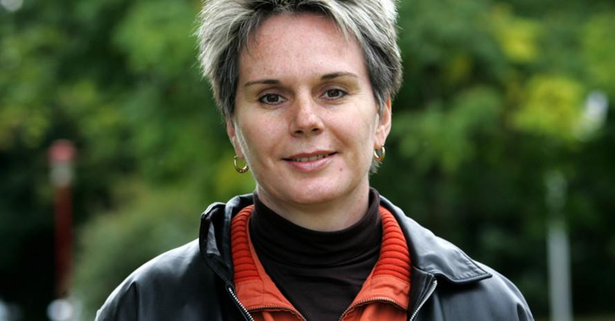 Silke Renk-Lange ist Vizepräsidentin für Frauen und Gleichstellung beim LSB Sachsen-Anhalt. Coypright: picture-alliance