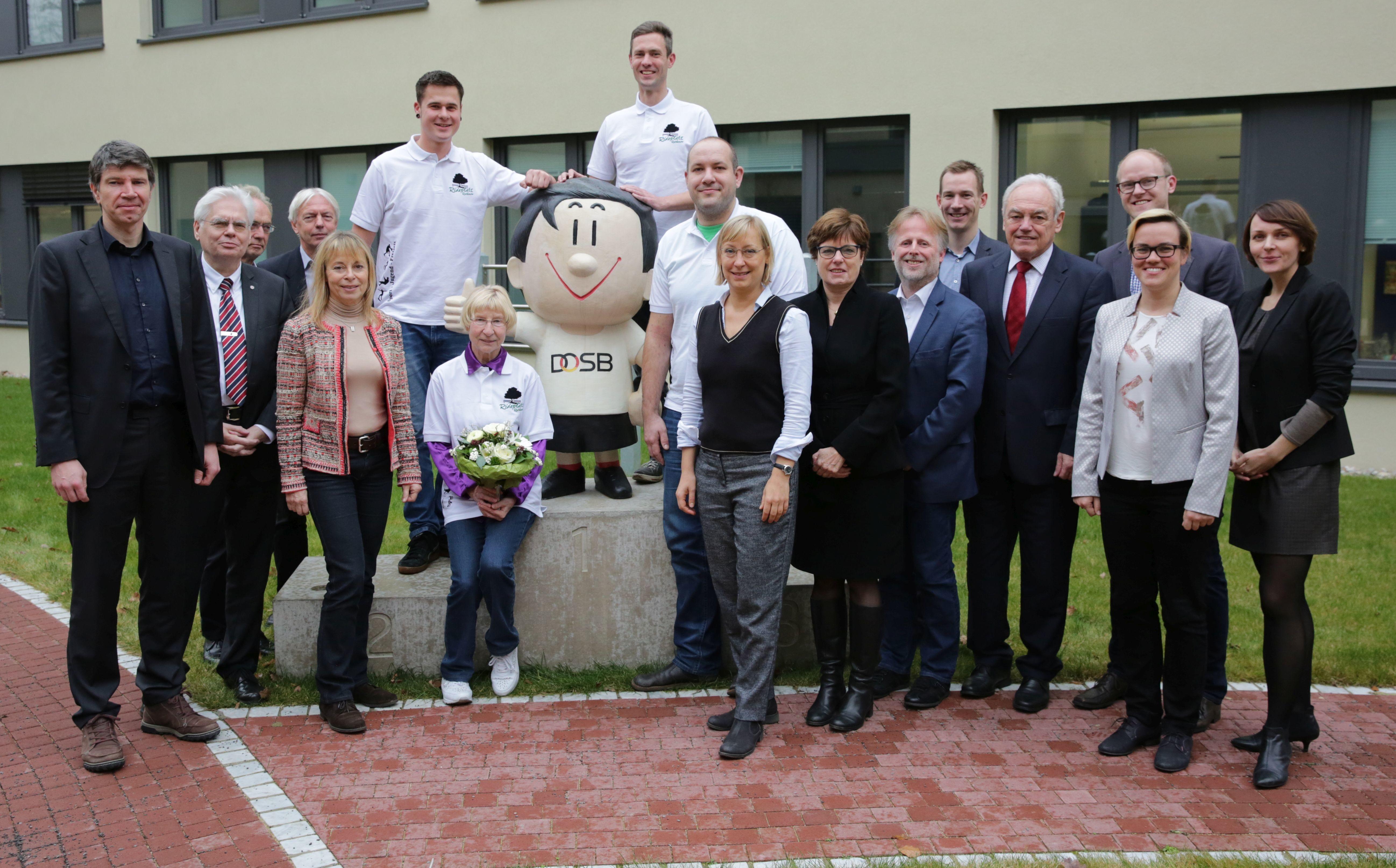 Sport bewegt Vielfalt Kommunen Rathenow Foto DOSB