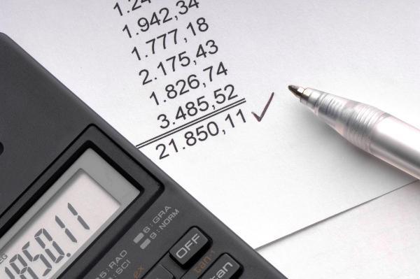 Finanzierung Kalkulation pc14615871