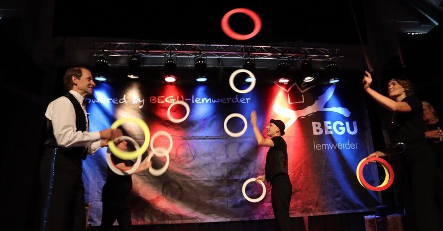 Sport kann mehr! Foto: Zirkusschule Seifenblase