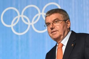 Thomas Bach wurde von der IOC-Versammlung im Amt des Präsidenten für weitere vier Jahre bestätigt. Foto: picture-alliance