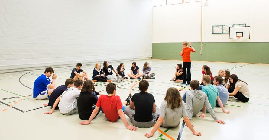 Zur Stärkung des Schulsports gehören gut ausgebildete Lehrkräfte. Foto: LSB NRW