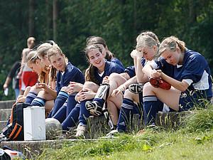 Für den Women-Soccer-Cup in Bremen werden noch Teams gesucht. Copyright: picture-alliance