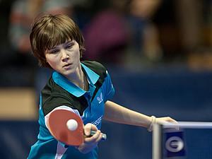 Nina Mittelham kann aufgrund ihres gesundheitlichen Zustandes nicht an den Olympischen Jugendspielen teilnehmen. Foto: picture-alliance