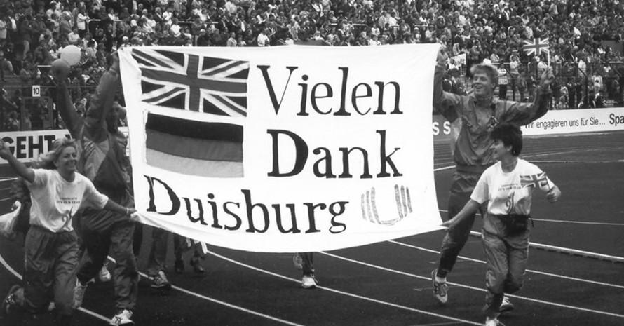 1989 fand die Universiade (heute World University Games) bereits in der der Region Rhein-Ruhr in Duisburg statt. Foto: adh
