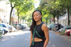 Minh-Thu wollte immer anders sein. Dann entdeckte sie das Tanzen für sich. Foto: Frank Joung