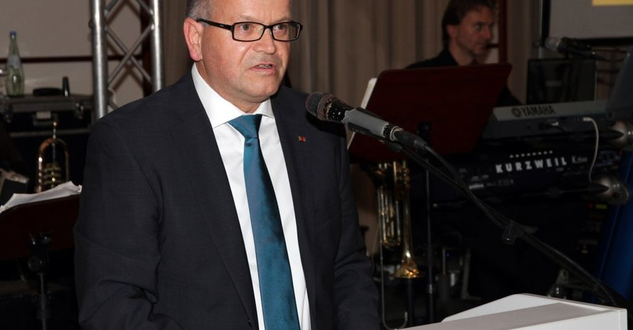 VDST-Präsident Franz Brümmer ist seit vielen Jahrzehnten auch für den Umweltbereich im VDST ehrenamtlich tätig. Foto: VDST/Theo Konken