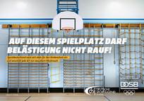 Motiv »Spielplatz (Turnhalle)«