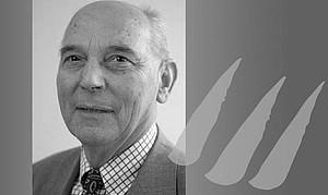 Der frühere DFB-Vizepräsident Max Geuter verstarb am 27. August 2018 im Alter von 80 Jahren. Foto: DFB