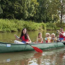 Gewässerschutz ist auch beim Deutschen Kanu-Verband ein wichtiges Thema: Foto: picture-alliance