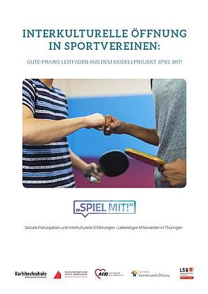 Der Gute-Praxis-Leitfaden soll Sportvereinen und Sportverbänden eine Orientierung geben, wie sie geeignete Strategien zur interkulturellen Vereinsentwicklung gestalten können, die die Vielfalt der Gesellschaft berücksichtigen und deren Anerkennung zum Ausdruck bringen.