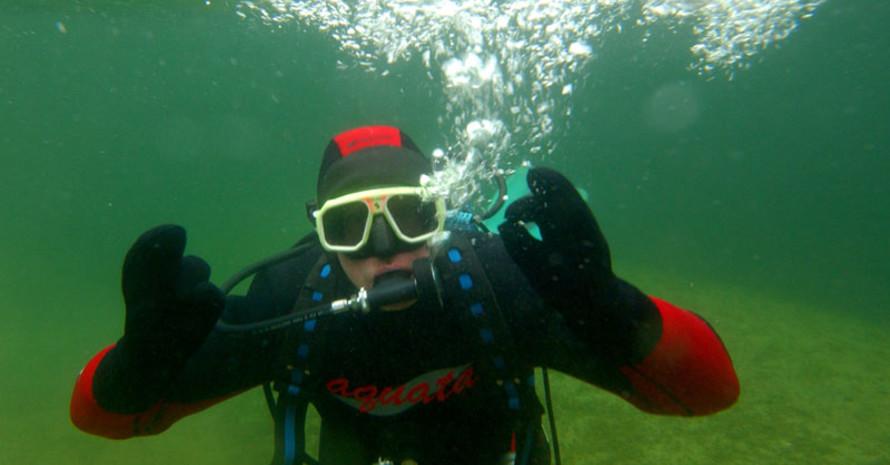 Im Tauchseen-Portal erhalten Taucher Informationen zu 440 Seen. Copyright: picture-alliance
