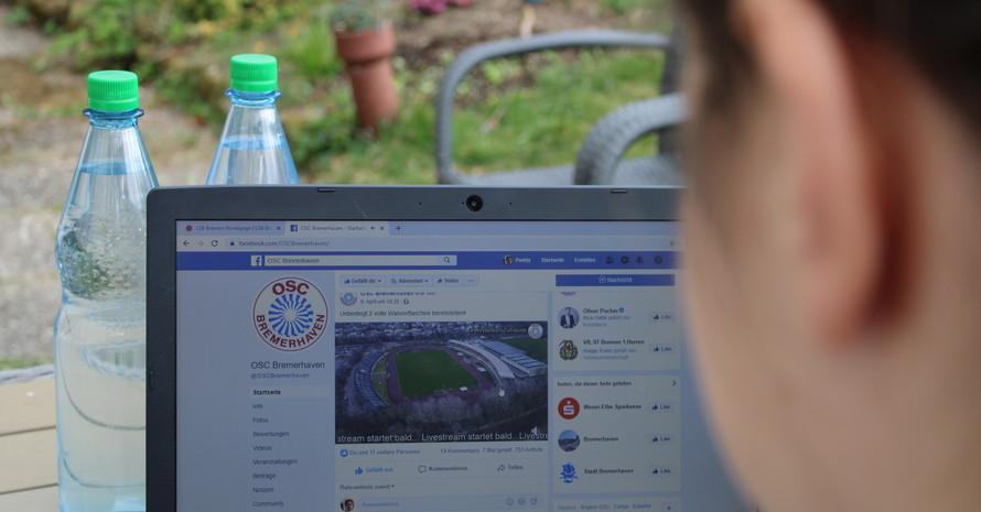 Das Streaming-Angebot des OSC - für Hartgesottene weiterhin unter freiem Himmel